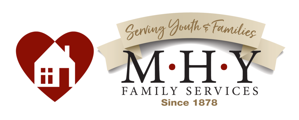 White Logo for MHY Family Services
